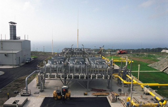 ВВолгоградской области произошел разрыв питающего «Голубой поток» газопровода