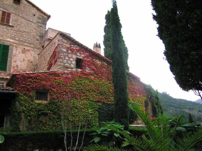 Испания, о. Мальорка, Вальдемосса
