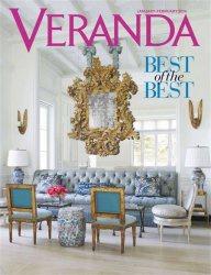 Журнал Veranda №1-2 2014