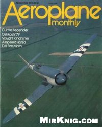 Журнал Aeroplane Monthly 1979-11