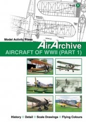 Книга AirArchive Book 3: Aircraft of WWII (Part1)