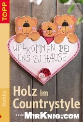 Holz im Countrystyle