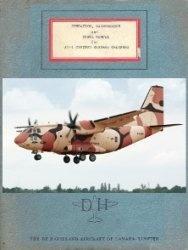 Книга Operation, Maintenance and Parts Manual for de Havilland DHC-4 Caribou