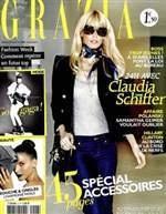 Журнал Grazia №6 2009 French