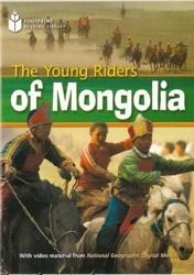 Аудиокнига The Young Riders of Mongolia