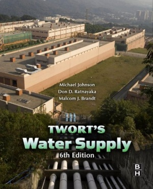 Журнал Twort's Water Supply, 6th edition