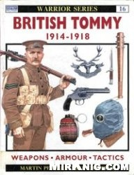 Журнал Osprey - Warrior №16. British Tommy 1914-1918