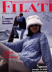 Журнал Filati 16
