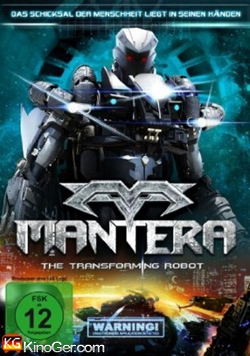 Mantera - The Transforming Robot (2012)