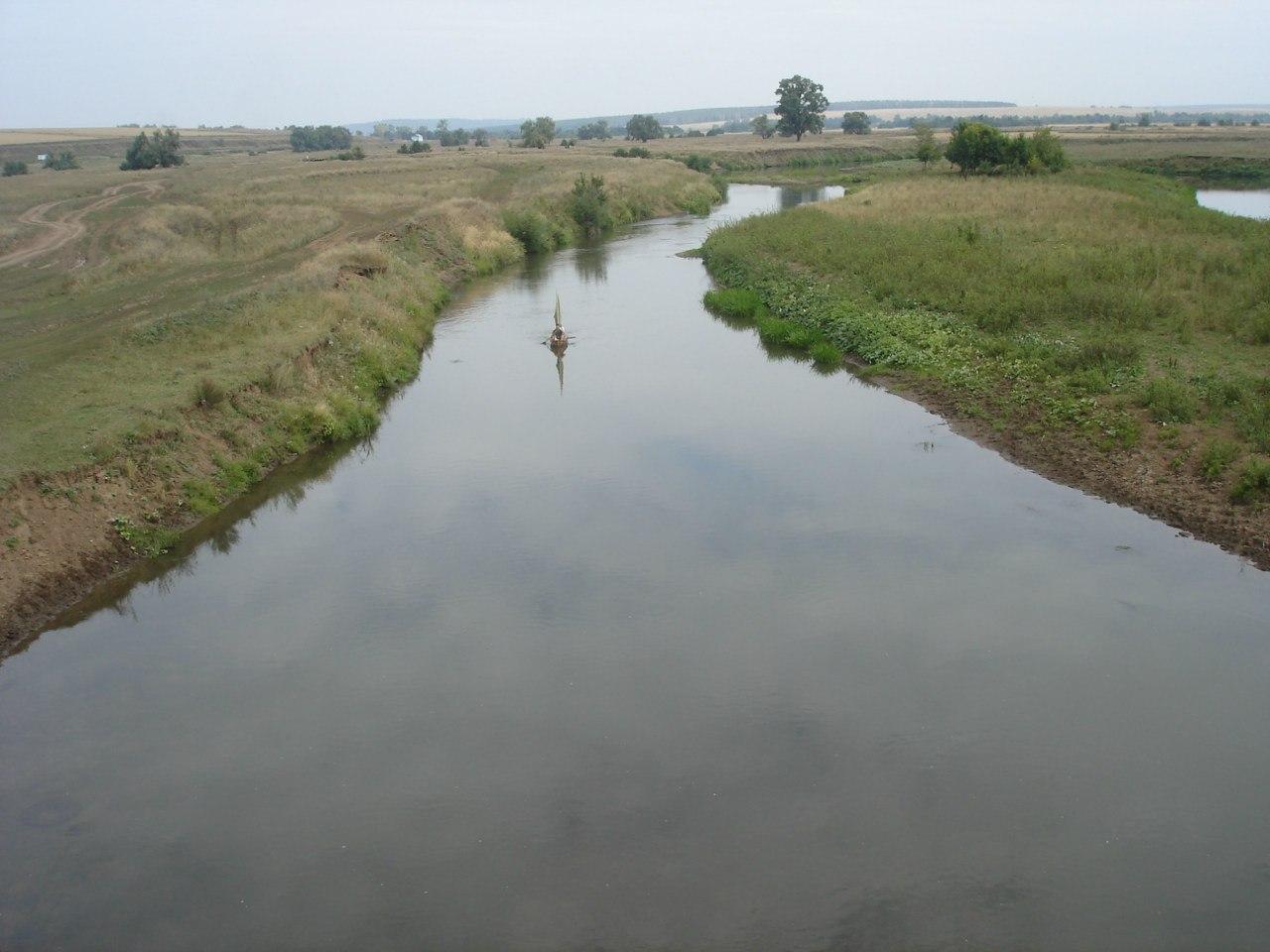 река Зай