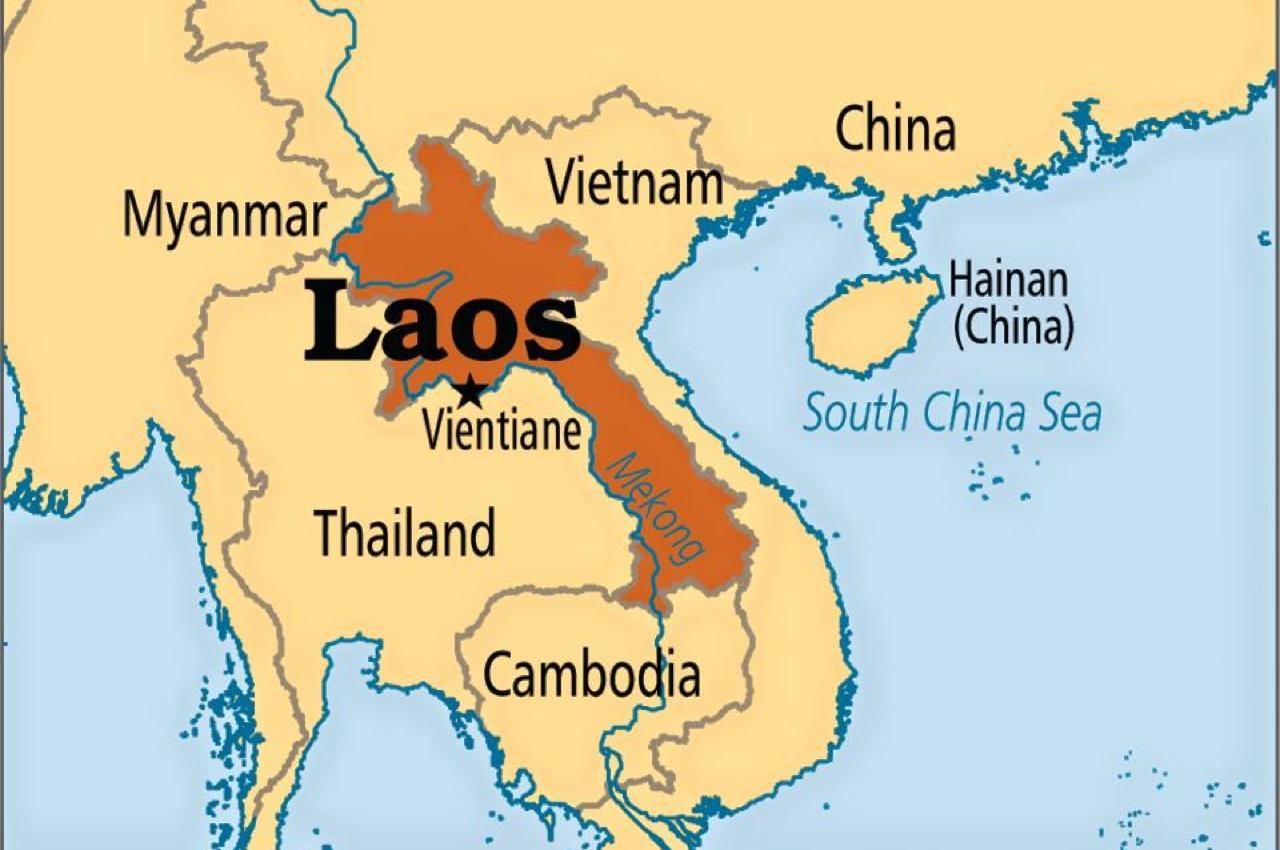 Вьентьян и Вьетнам - главное не перепутать