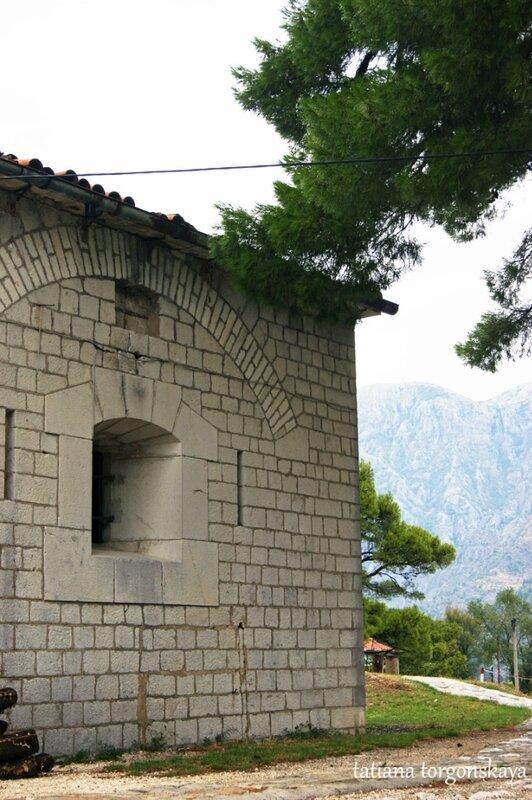 Фрагмент форта