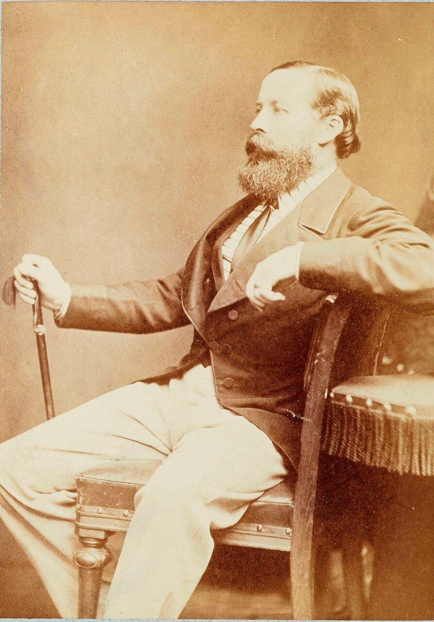 142. Чарльз Харборд, 5-й барон Саффилд (1830-1914)