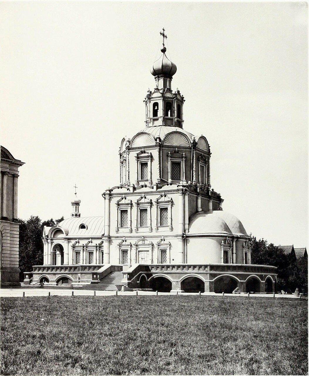 436. Окрестности Москвы. Церковь в Петровско-Разумовском