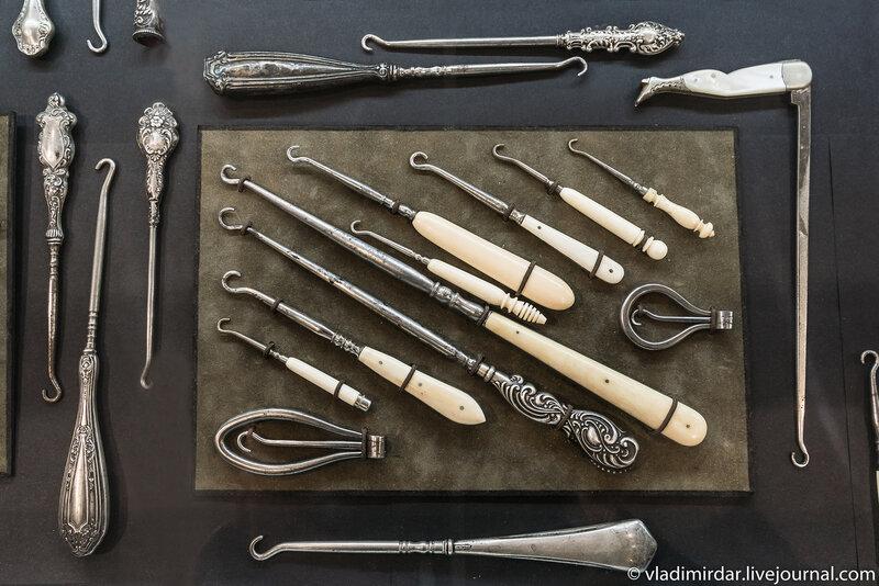 Пуговичный инструмент