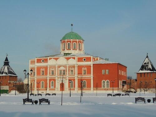 Тула. Богоявленский собор в Кремле (1862)