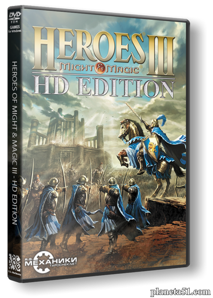 Heroes of Might & Magic III � HD Edition (2015/RUS/ENG/RePack)