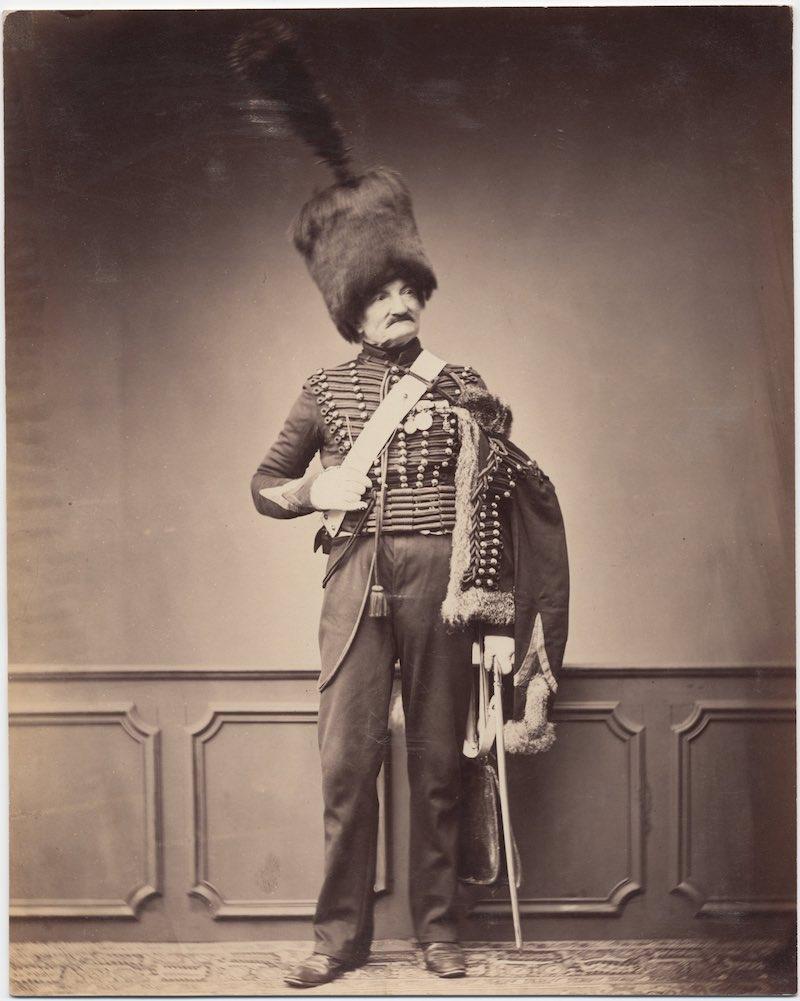 Monsieur Maire 7th Hussars c. 1809-15