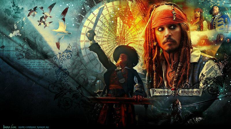 Пираты Карибского моря: Проклятие Черной жемчужины — смотреть ... | 450x800