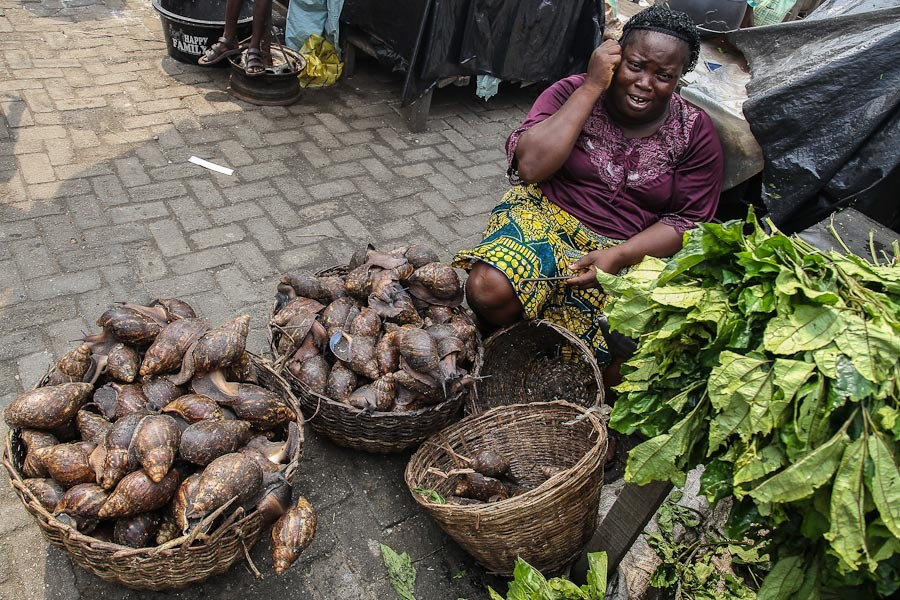 Экскурсия по африканским рынкам
