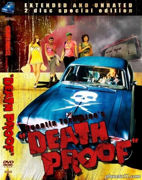 Доказательство смерти / Death Proof (2007/BDRip/HDRip)