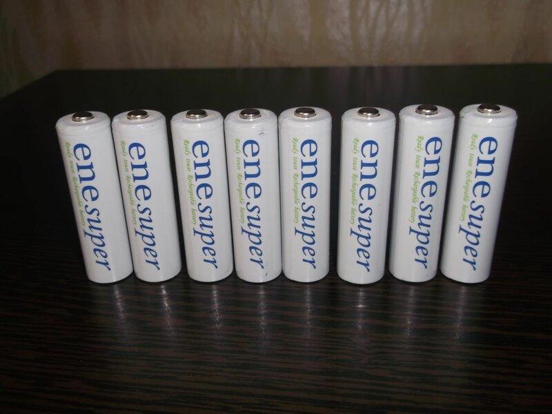 CninaBuye: Неплохие АА-аккумуляторы «BTY EneSuper 2250 mAh»