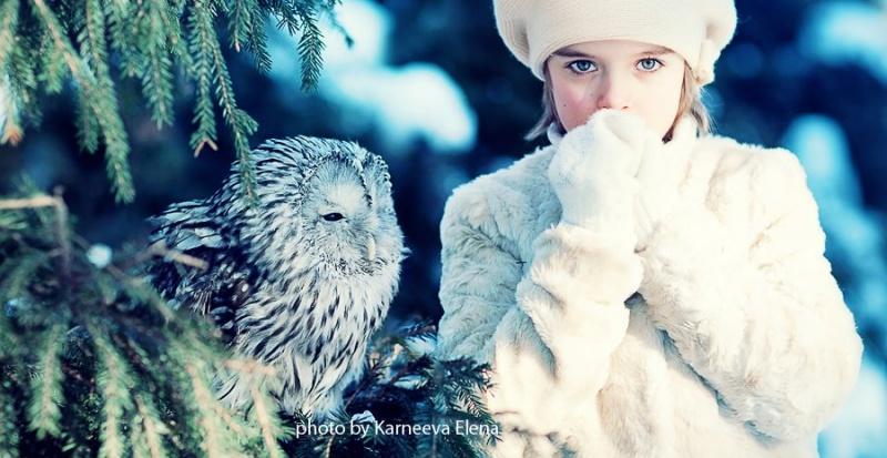 Зимняя сказка от детского фотографа 0 136307 10478310 orig