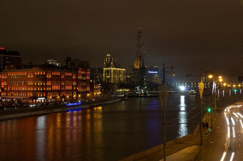 Ночь, Москва-03