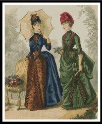 Журнал Tereena Clarke - Victorian Fashions