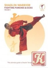 Книга Shaolin Warrior - Fighting Punches and Kicks