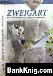 Журнал Zweigart Needlework Ideas №125