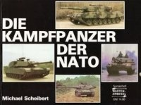 Книга Die Kampfpanzer der NATO / NATO Main Battle Tanks