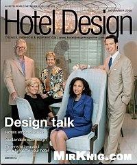 Журнал Hotel Design Ноябрь 2008