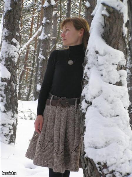 针织裙子 - maomao - 我随心动