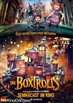 Die Boxtrolls (2014)