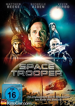 One Shot - Space Trooper (2014)