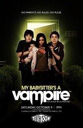 Моя няня - вампир
