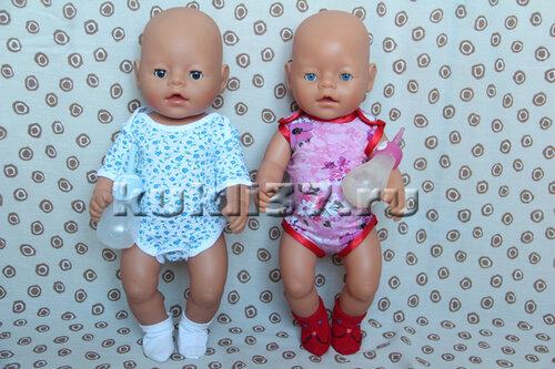 боди для кукол Baby Born