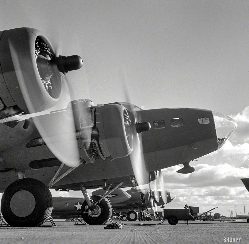 Самолеты и пилоты начала 20-го века на снимках американских фотографов (53)
