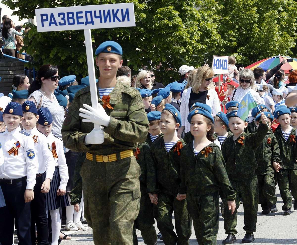 Между правдой и ложью: Про Парад детских войск в Ростове-на-Дону (7)