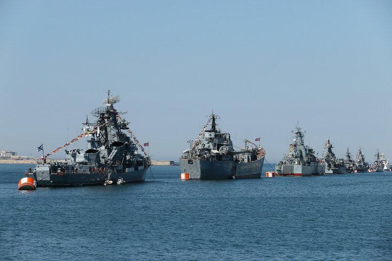 Севастополь готовится к празднику