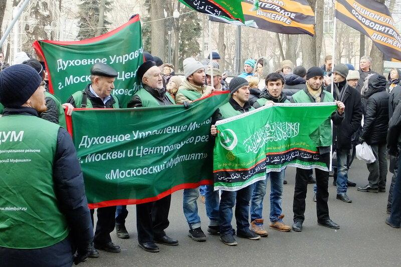 Московский муфтият