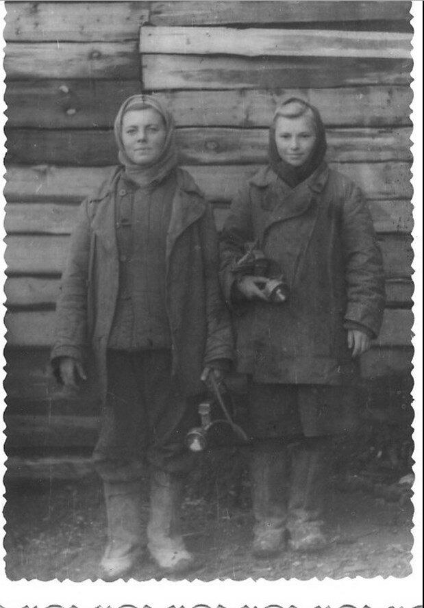 1948. Копейчанки