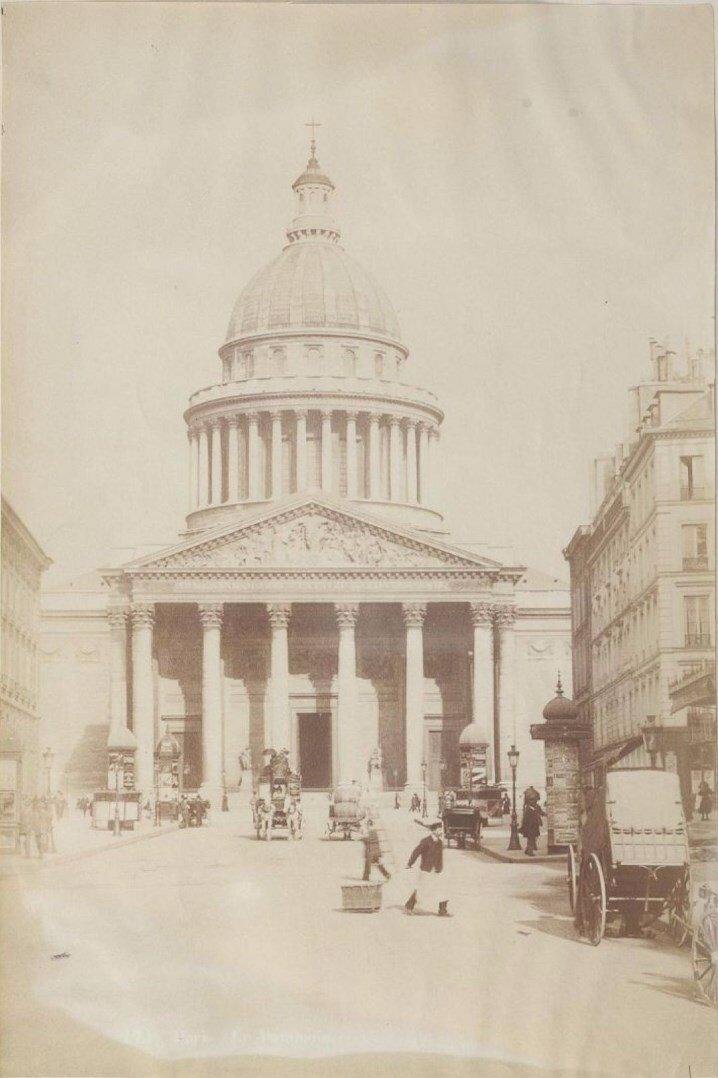 1860. Пантеон