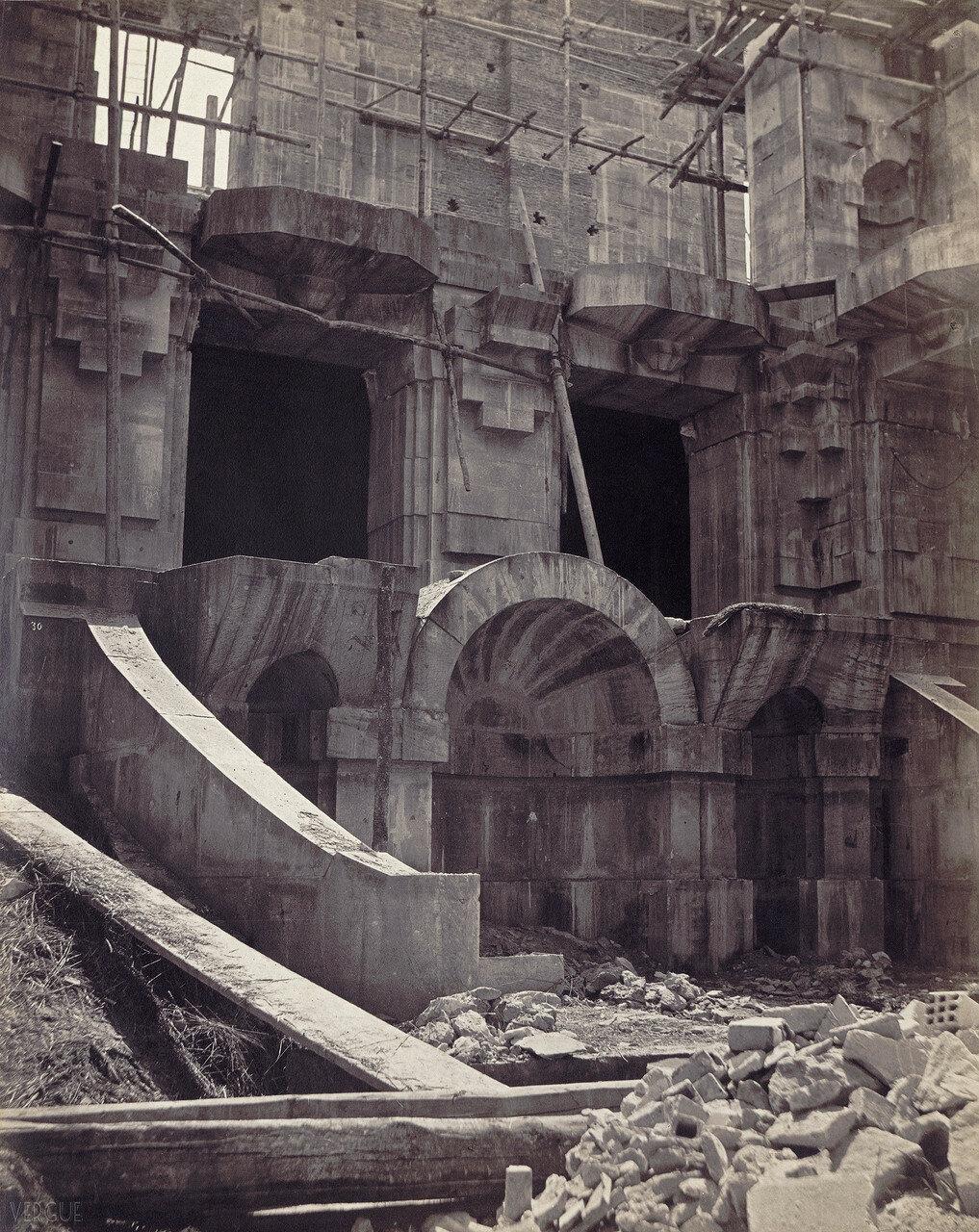 1865. Строительство Новой Оперы