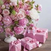букет и подарки