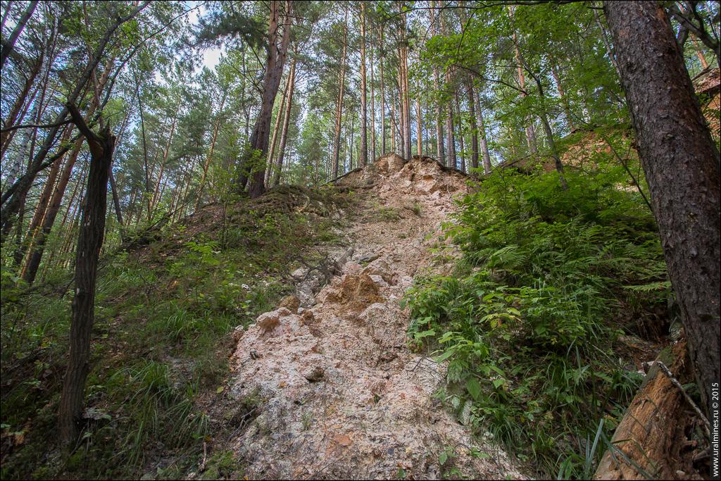 Кадниковский железный рудник