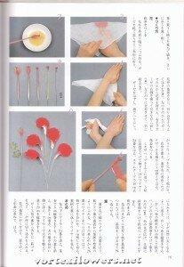Мастер-класс. Гибискус  в японской технике цветоделия от Vortex  0_fc0a7_a1a569f1_M