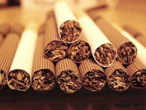 Была пресечена попытка контрабанды 1300 пачек сигарет