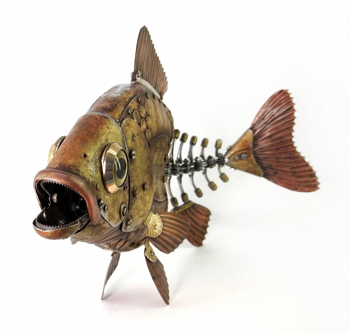 Как сделать муляж рыбы своими руками